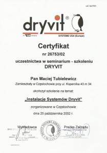 Projektowanie wnętrz DRYVIT